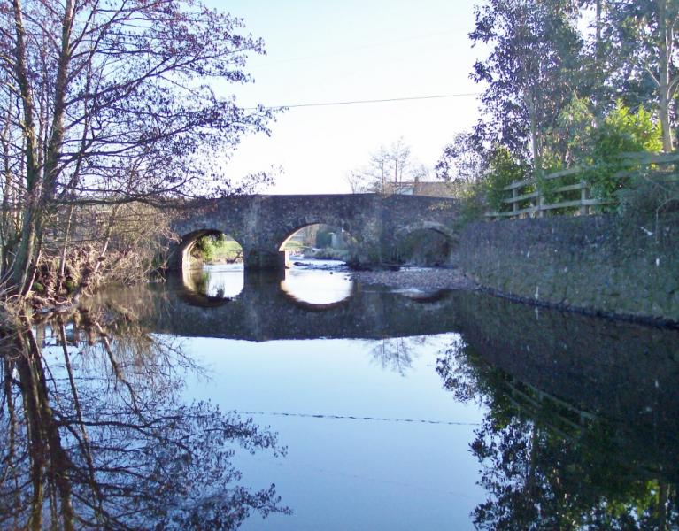 Coly Bridge Colyton